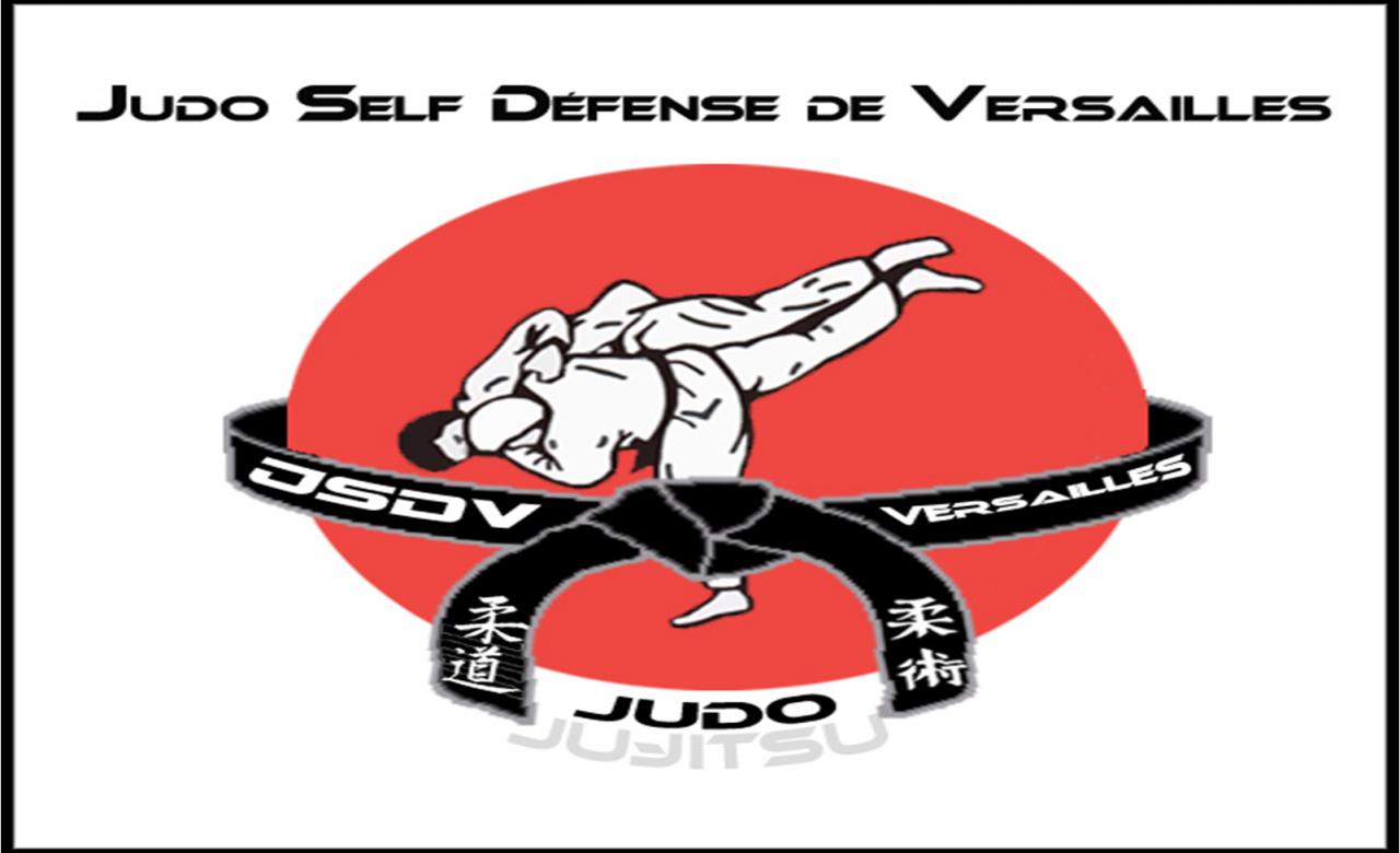 Logo JUDO SELF DEFENSE VERSAILLES