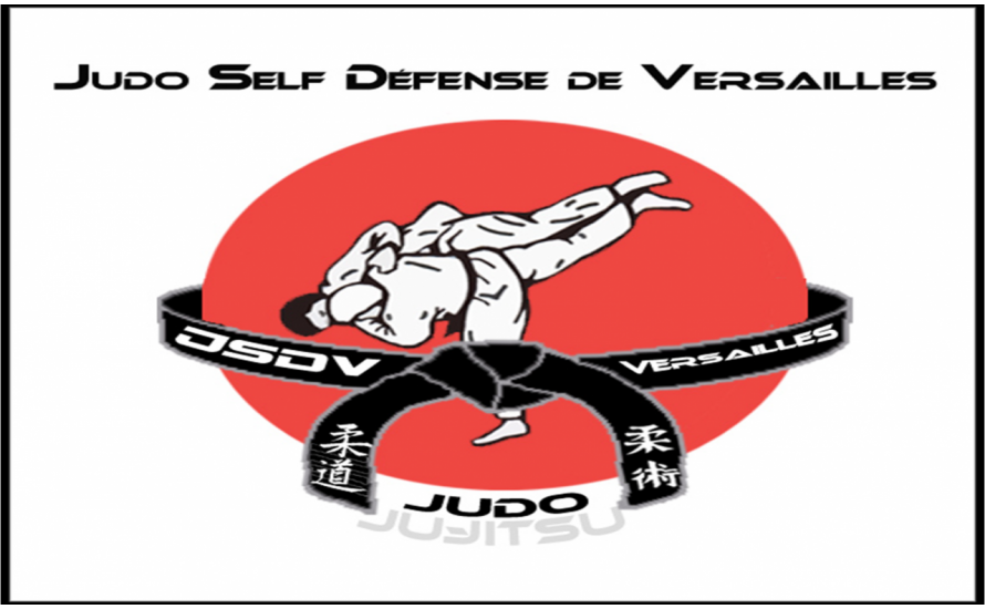 Logo du JUDO SELF DEFENSE VERSAILLES